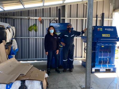 Mitilicultoras de APL dan nuevo uso a los residuos sólidos ayudando a reducir el impacto ambiental