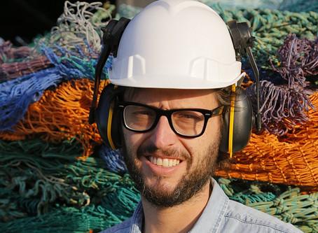 Emprendedor fue reconocido como líder global por su empresa de reciclaje ubicada en Puerto Montt