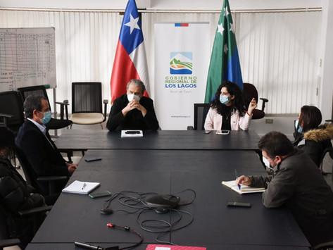 Gobernador Regional y AmiChile se reúnen para conocer líneas de acción que promueve el gremio