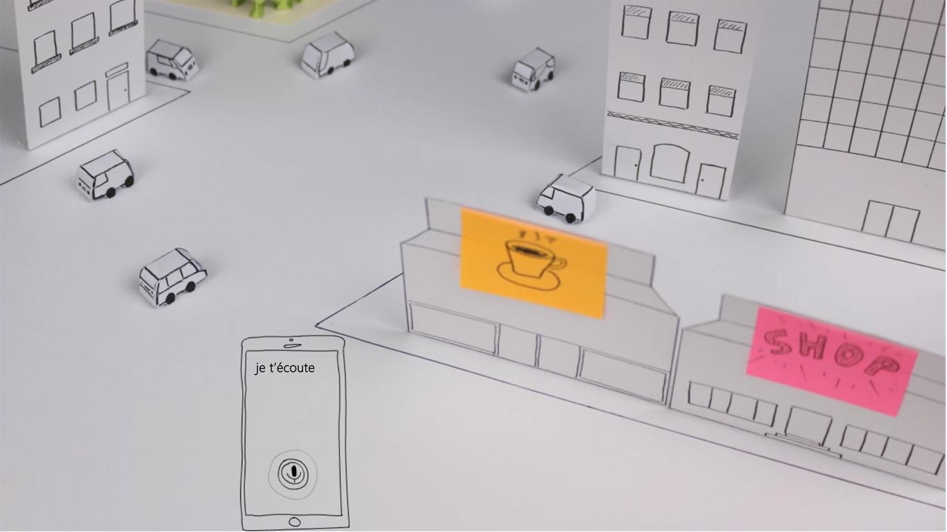smart city en papier