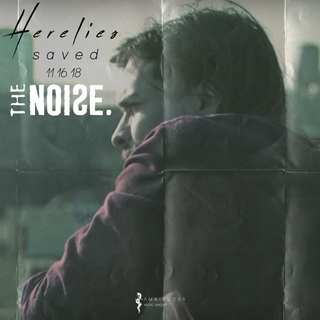 "Herelies Premieres video for new single ""Saved"" exclusively with The Noise!"