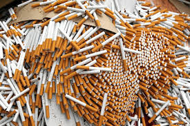 Truck driver caught smuggling cigarettes worth more than R1m in Springs