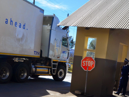 COVID-19 Control Measures in SADC – Striking a balance between control and Trade Facilitation
