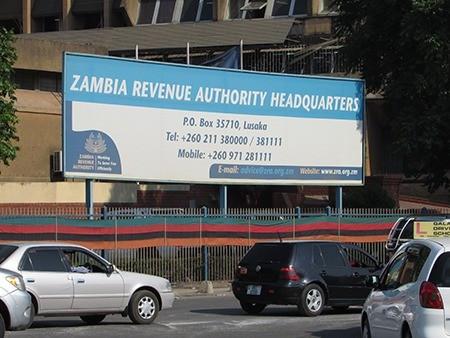 ZRA INTERCEPTS NINE TRUCKS