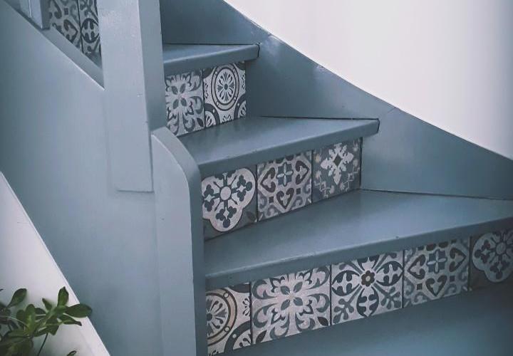 escalier apres 2
