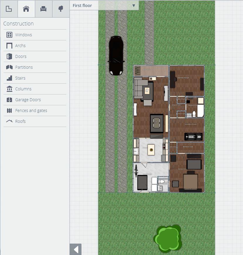 Design in 2D