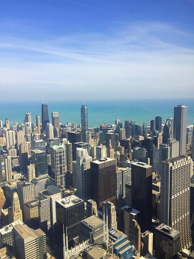 Sweet Home Chicago: Being a Tourist