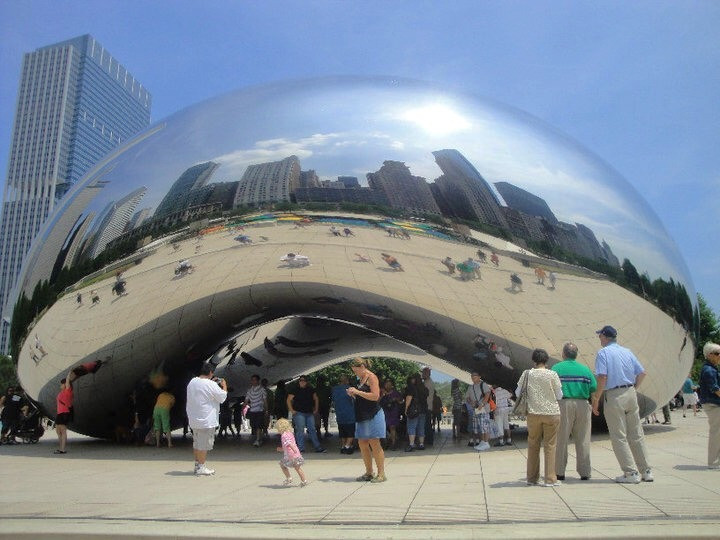 Sweet Home Chicago: Tourist on a Budget