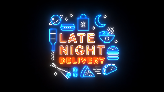 Late Night Delivery