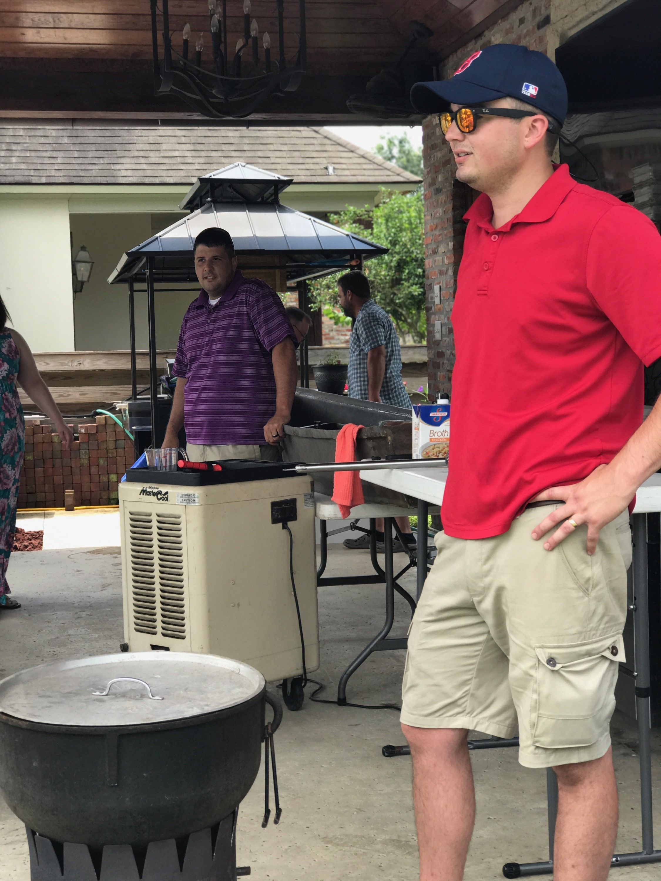 ABC's 13th Annual Crawfish Boil