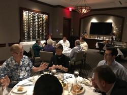 Charleston Dinner