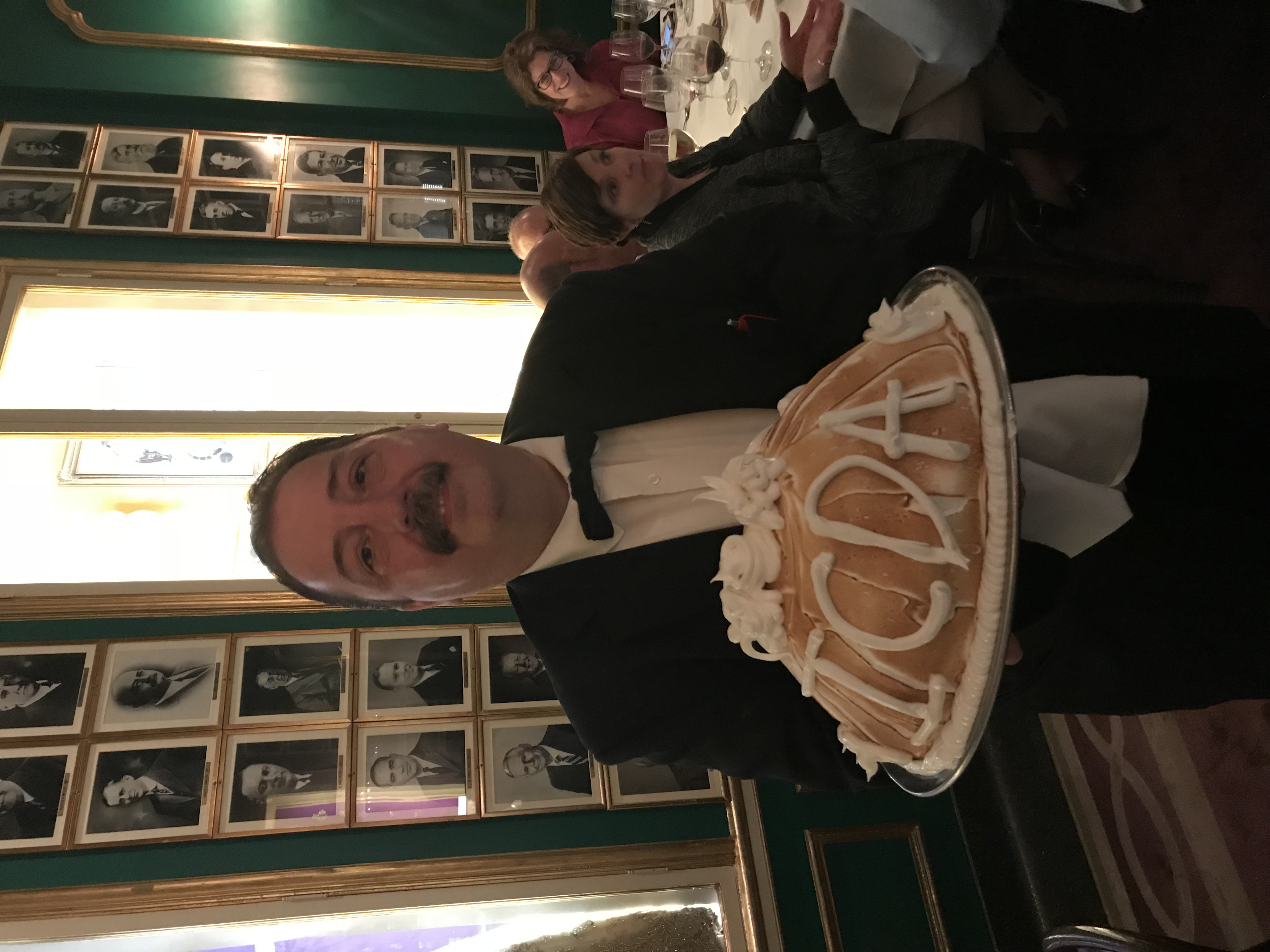 ICDA Cake in New Orleans