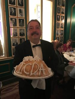 ICDA Cake