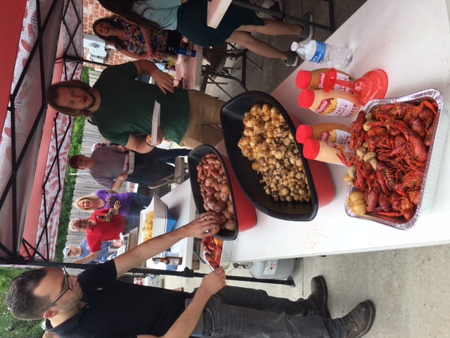 14th Annual Crawfish Boil