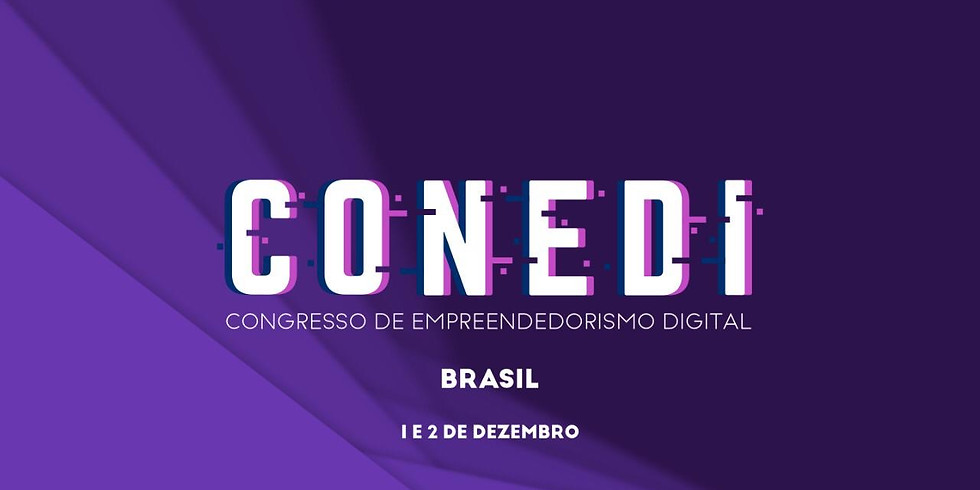 CONEDI 2020 - Congresso de Empreendedorismo Digital