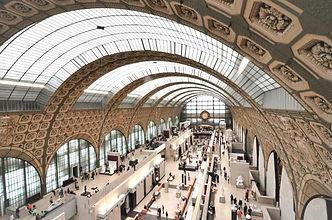 Anniversaire au musée d'Orsay