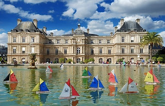 Anniversaire au Luxembourg