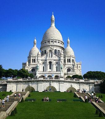 Anniversaire à Montmartre
