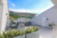 Apartment-Baska Gemeinschaftsterrasse