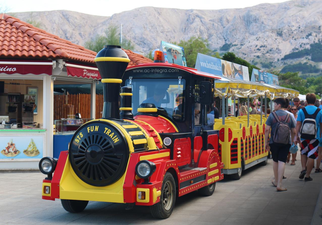 Baska train