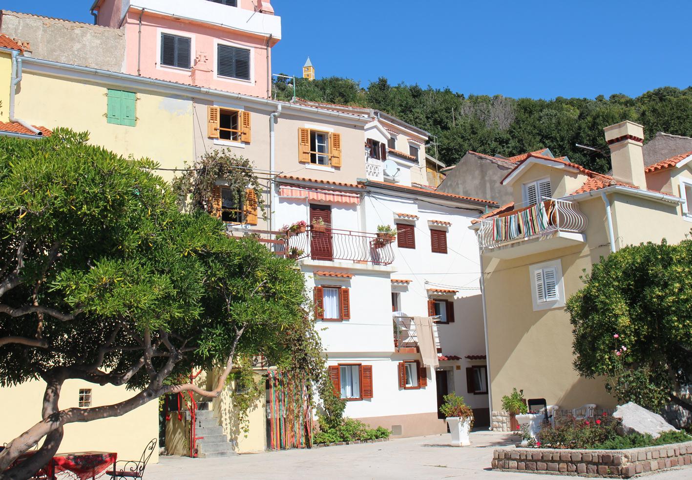 Baska, Krk