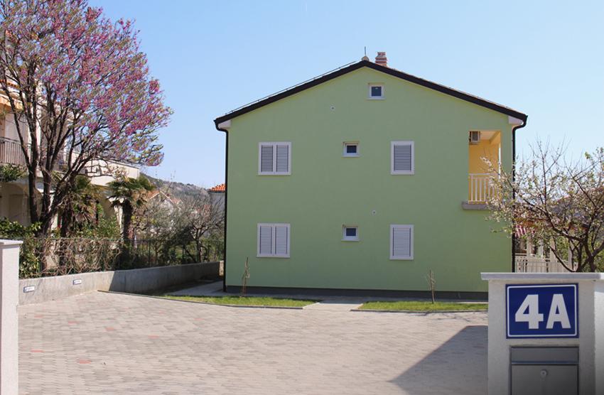 Apartment Baska guesthouse