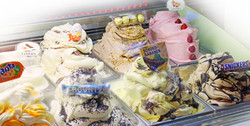 ice cream in Baska, Krk