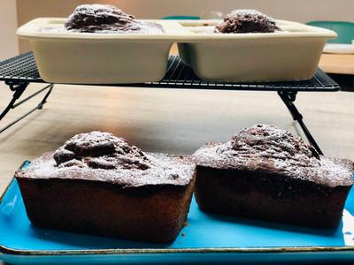 Saftigster Marmorkuchen der Welt aus der Mini-Kastenform ehem. 4er Zauberkästch** von Pampered Chef®