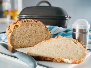 Brot mit Kräuter Creme Fraiche aus dem Ofenmeister von Pampered Chef®