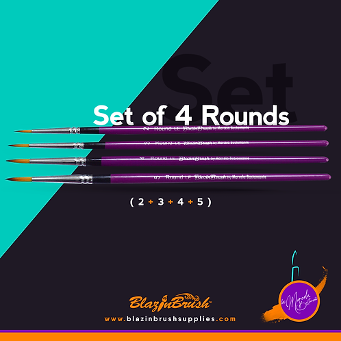 Set of 4 Rounds