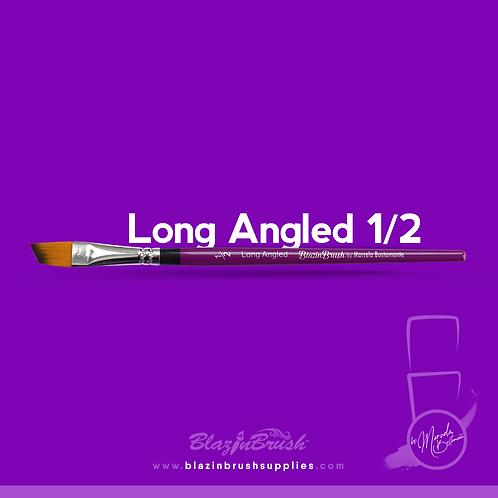 Long Angled 1/2