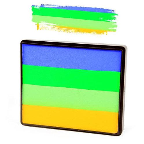 Bright Rainbow Cake 2oz(50gr)