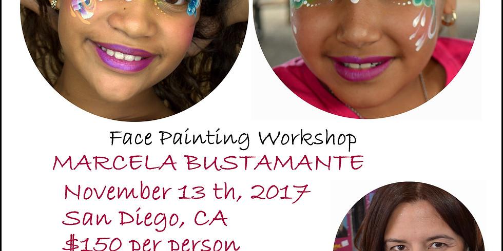 Marcela Bustamante in San Diego, CA
