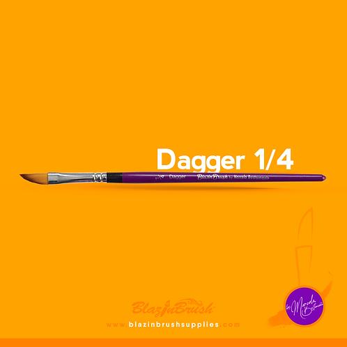 Dagger 1/4 Blazin Brush