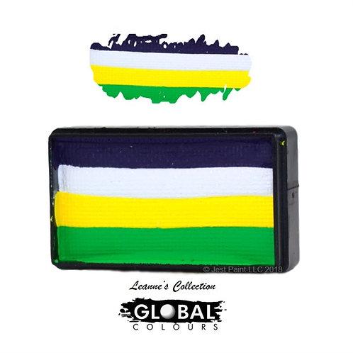 Global Colours - Fun Stroke Leanne's Purple Pixie LC
