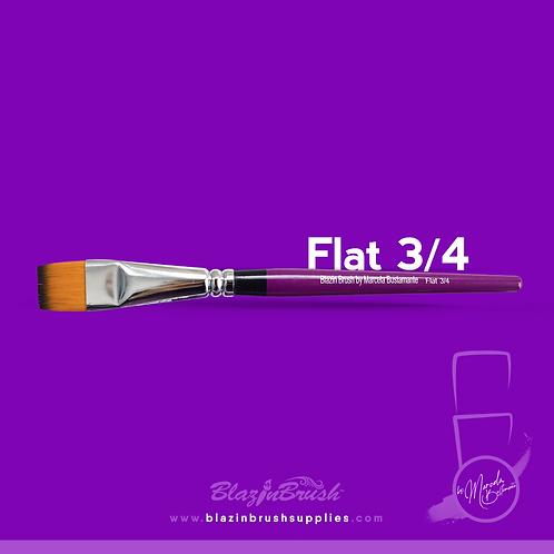 Flat 3/4