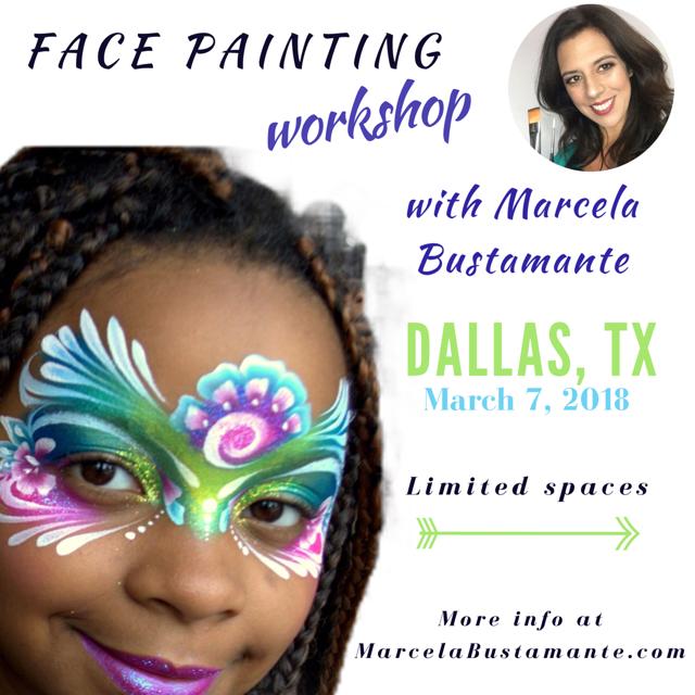 Marcela Bustamante at Dallas, TX