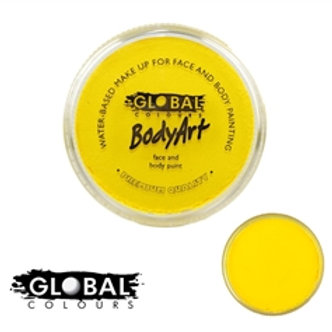 Neon Yellow - Global Colours Paint -32gr