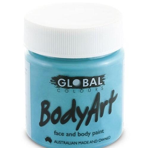 Global Color Paint - Liquid Turquoise 45 ml.