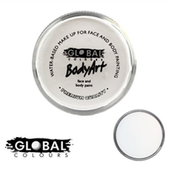 Standard White - Global Body Art Face Paint -32gr