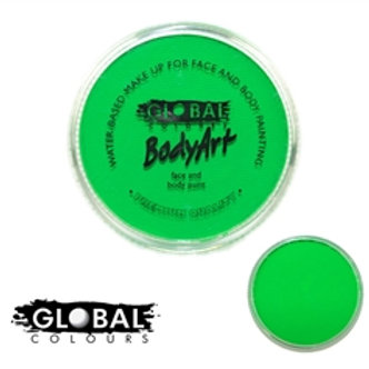 Neon Green - Global Colours Paint -32gr