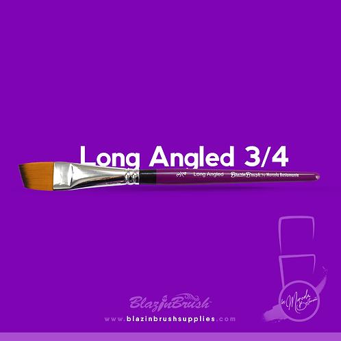 Long Angled 3/4