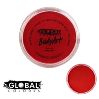 Standard Red - Global Body Art Face Paint -32gr