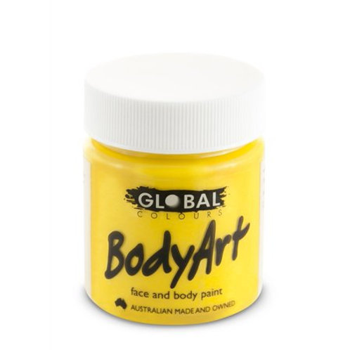 Global Color Paint - Liquid Yellow 45 ml.