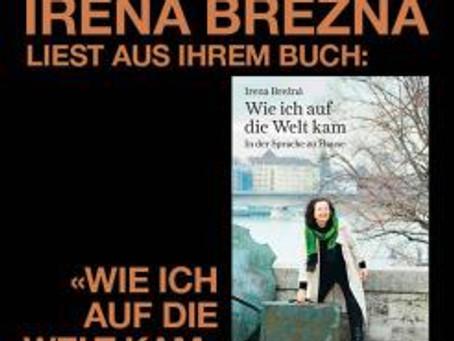 Lesung mit Irena Brežná