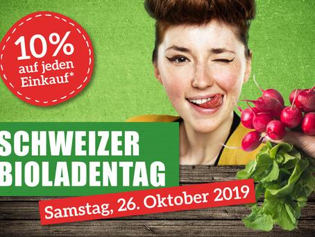 Schweizer Bioladentag 2019