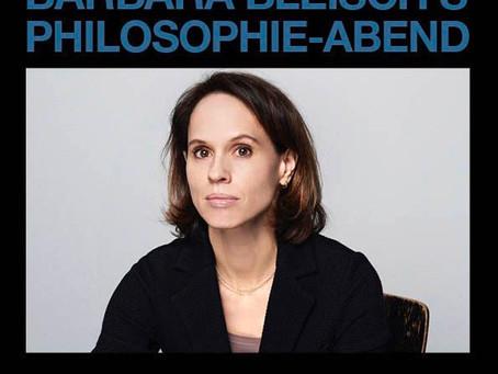 Philosophie-Abend mit Barbara Bleisch