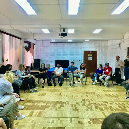 О работе стажировочной площадки для молодых педагогов дополнительного образования
