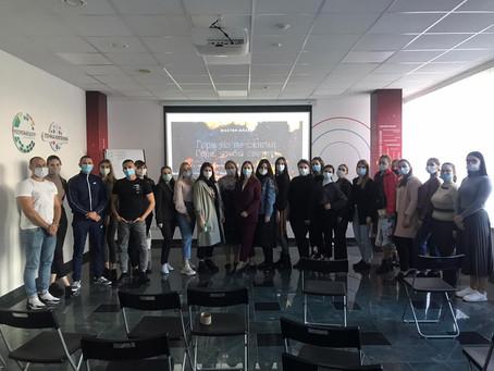 О работе стажировочной площадки для молодых педагогов общеобразовательных организаций г. Краснодара