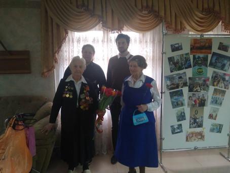 Встреча с ветераном педагогического труда